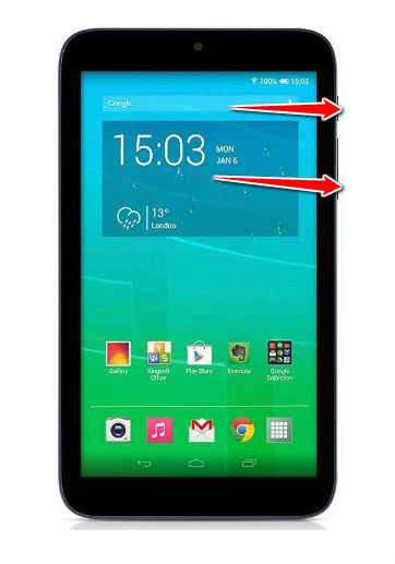 Hard Reset for Alcatel Pixi 3 (7)