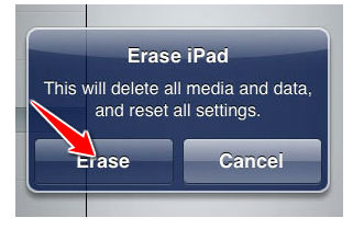 Hard Reset for Apple iPad 4 Wi-Fi