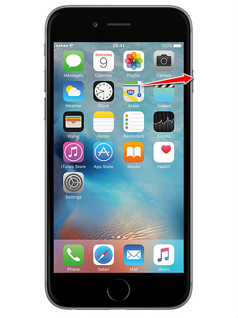 Hard Reset for Apple iPhone 6