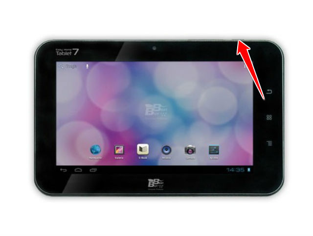 Hard Reset For Best Buy Easy Home Tablet 7 Le