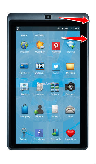 Hard Reset for FreedomPop Liberty 7
