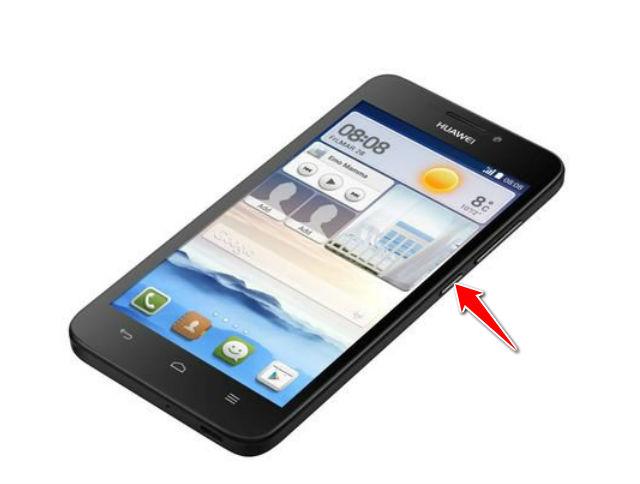 Huawei Y520-U22 MTK6572 100 tested scatter file