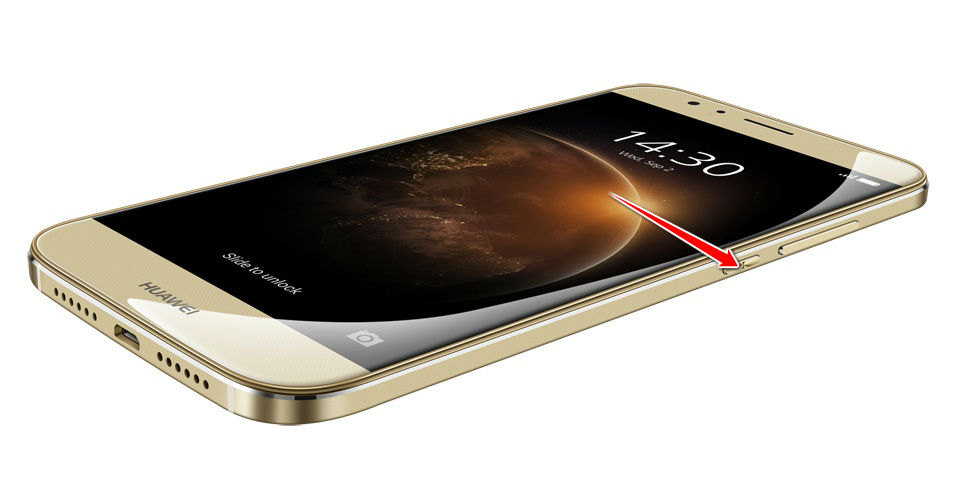 How to put Huawei G8 in Fastboot Mode