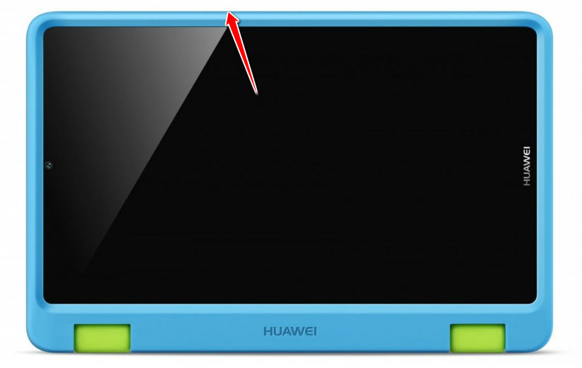 How to put Huawei MediaPad T3 7 Kids WiFi in Fastboot Mode