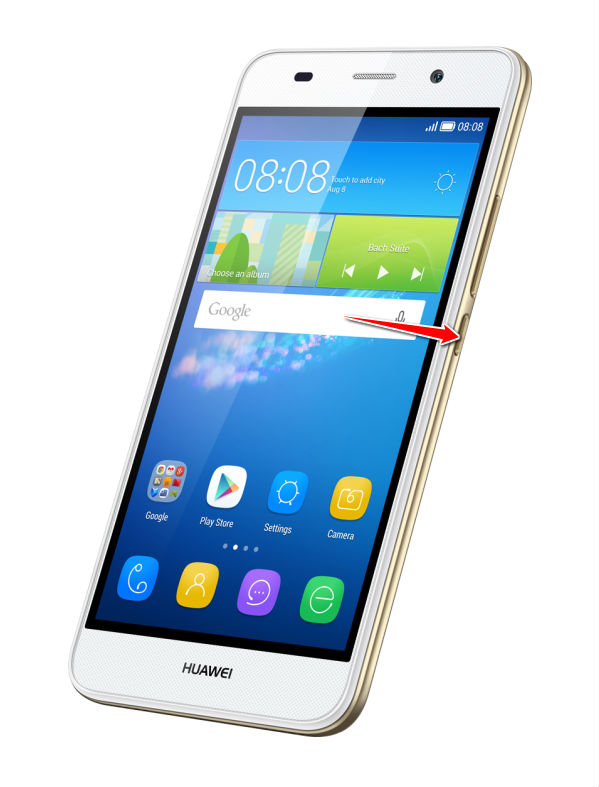 How to Soft Reset Huawei Y6