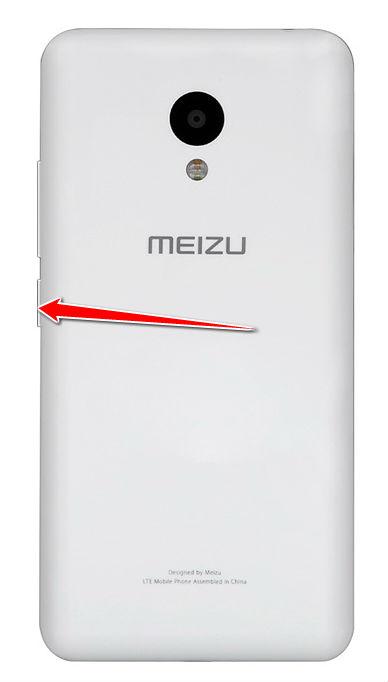 Hard Reset for Meizu m3