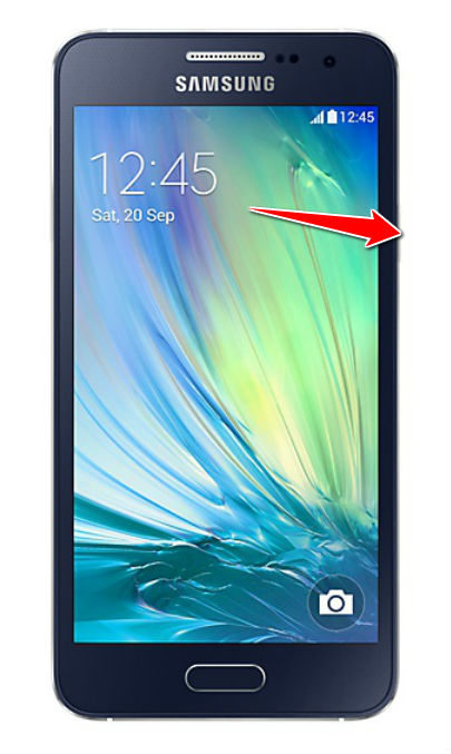 Hard Reset for Samsung Galaxy A3