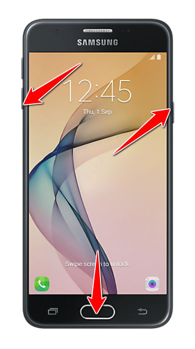 Cómo poner Samsung Galaxy J5 Prime en modo de descarga