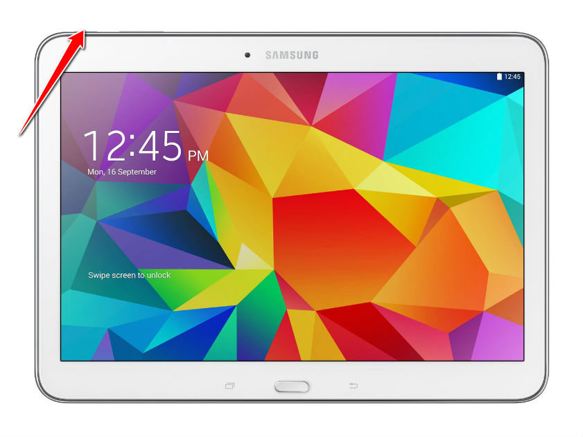 How to Soft Reset Samsung Galaxy Tab 4 10 1