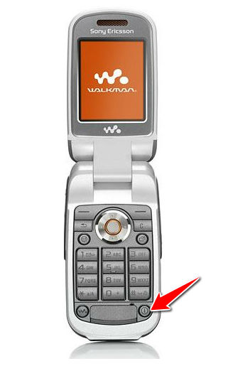 Hard Reset for Sony Ericsson Z710