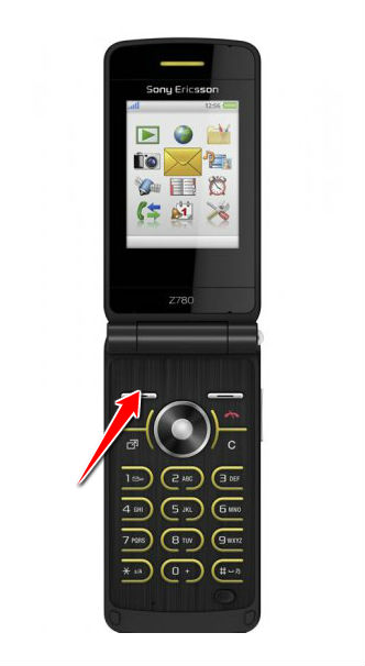 Hard Reset for Sony Ericsson Z780