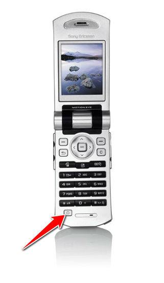 Hard Reset for Sony Ericsson Z800