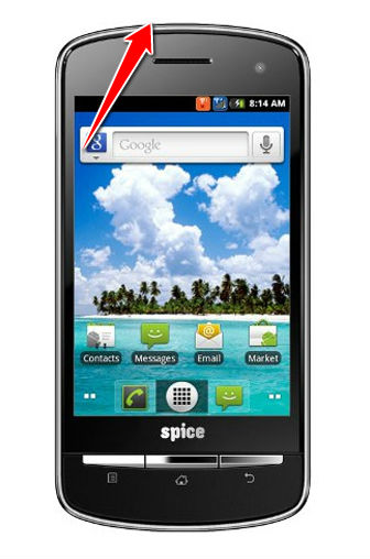 Hard Reset for Spice Mi-350