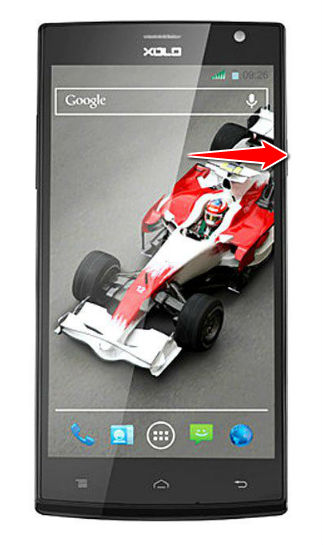 Hard Reset for XOLO Q2000