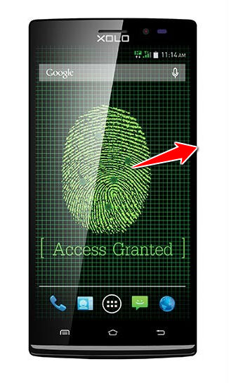 Hard Reset for XOLO Q2100