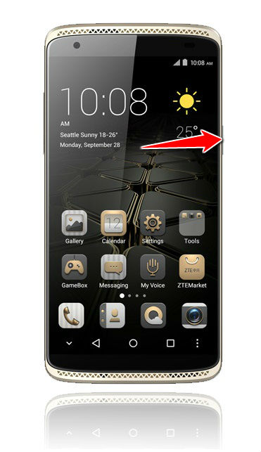 Hard Reset for ZTE Axon Mini Premium Edition