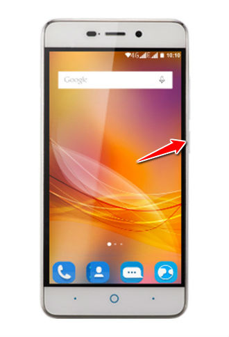 Hard Reset for ZTE Blade A452