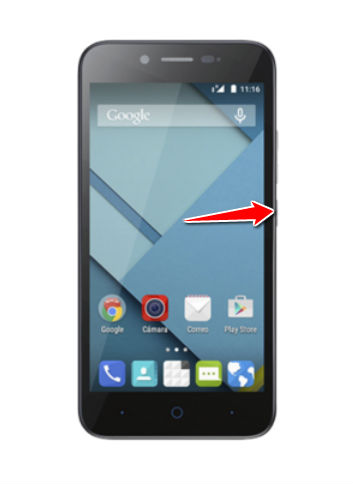 Hard Reset for ZTE Blade A460