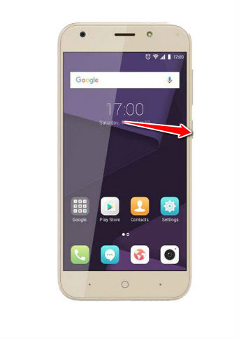 Hard Reset for ZTE Blade A6 Lite