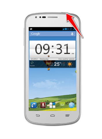 Hard Reset for ZTE Blade Q