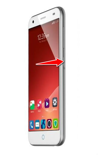 Hard Reset for ZTE Blade S6 Lux