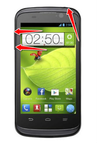 Hard Reset for ZTE Blade V
