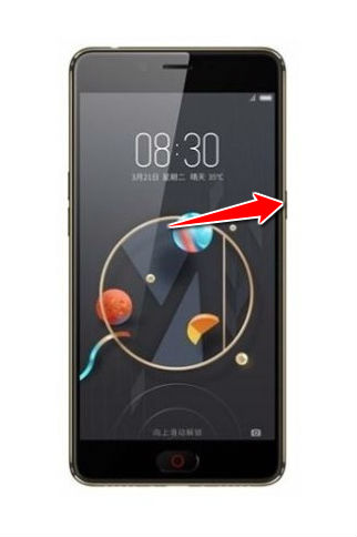 Hard Reset for ZTE nubia N2
